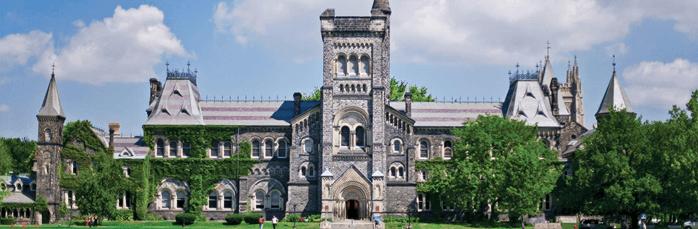 جزئیات کامل در مورد دانشگاه تورنتو