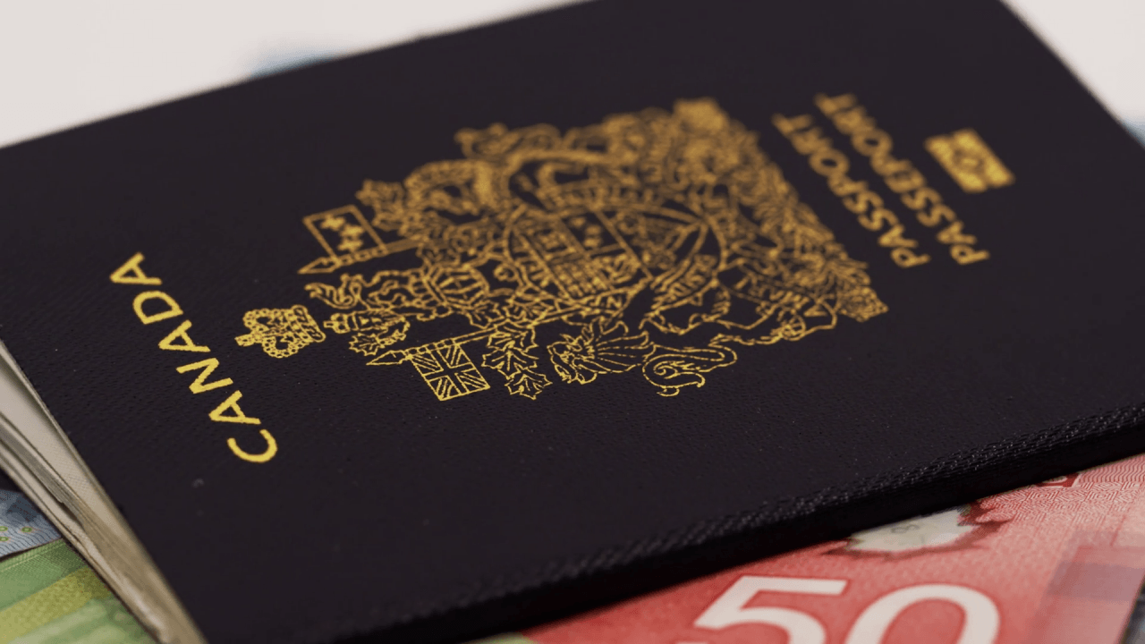 videoblocks-travel-and-tourism-canadian-passport-with-money_bqguun5aof_thumbnail-full01-1280x720.png