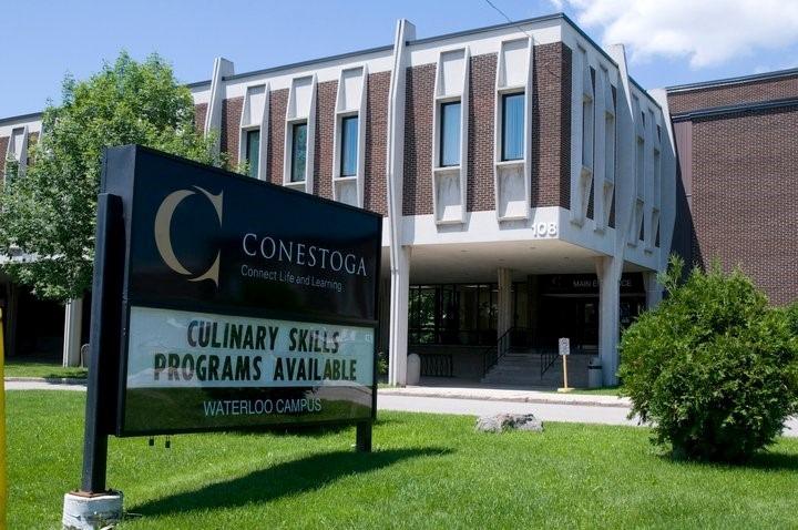 یک کالج دولتی در شهر Kitchener
