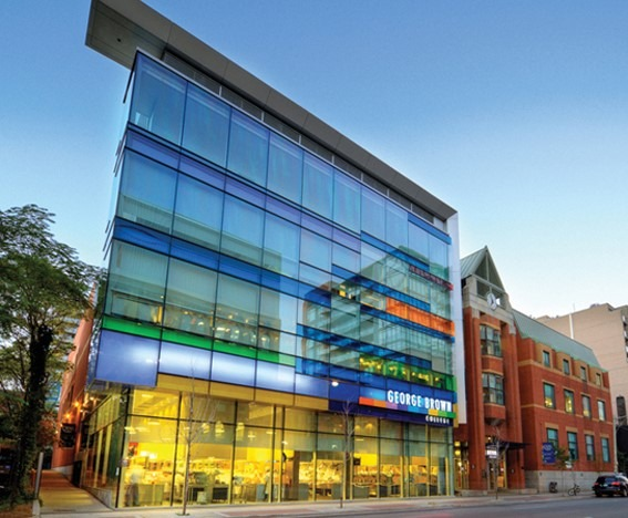 George Brown College ofApplied Arts and Technology