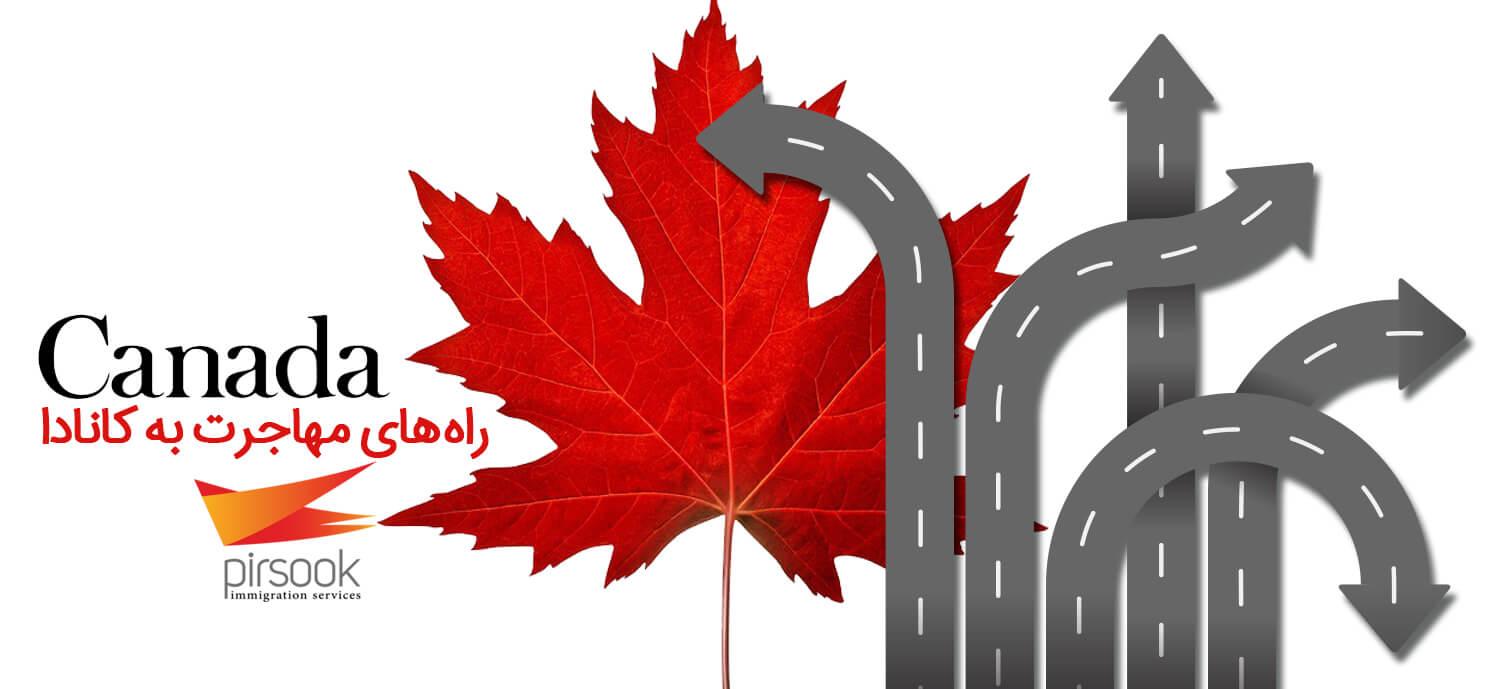 بهترین راه های مهاجرت به کانادا در سال 2019