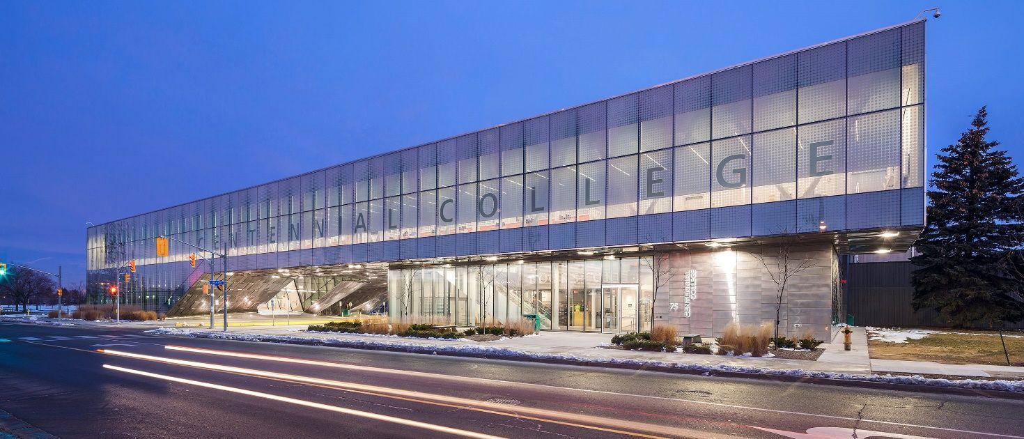 کالج هنرهای کاربردی و فناوری Centennial